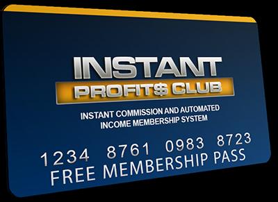 Instant Profit Club An Invitation